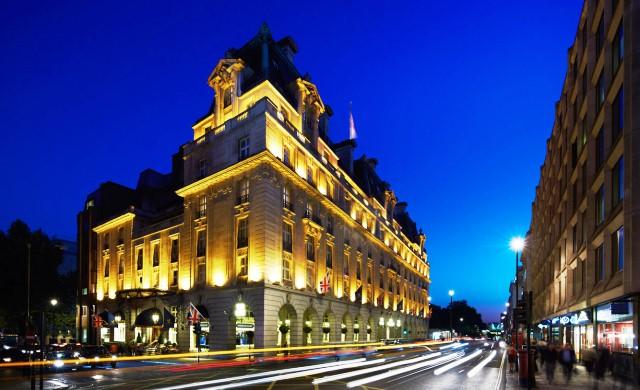 Самый популярный отель Лондона