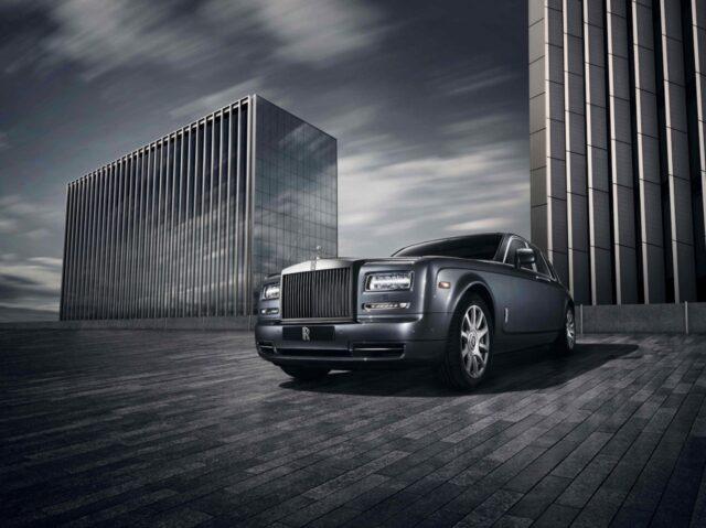 Rolls-Royce Phantom Metropolitan — дань мегаполисам