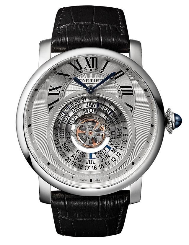 Поддайтесь очарованию Rotonde de Cartier Astrocalendaire