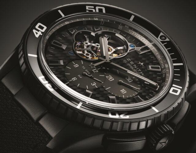 Спортивные часы Zenith El Primero Stratos Spindrift Racing