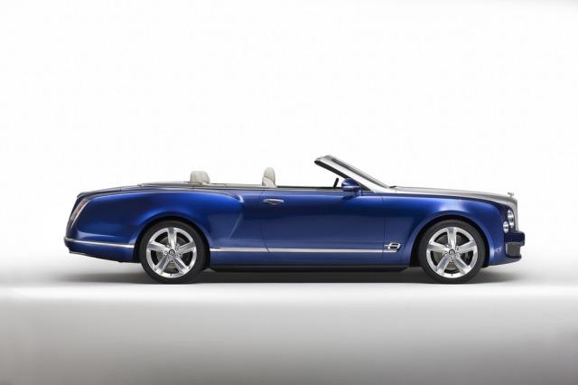 Bentley Grand Convertible 2