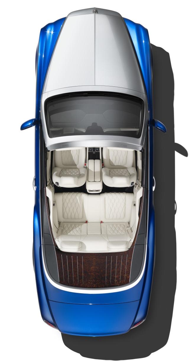 Bentley Grand Convertible 3