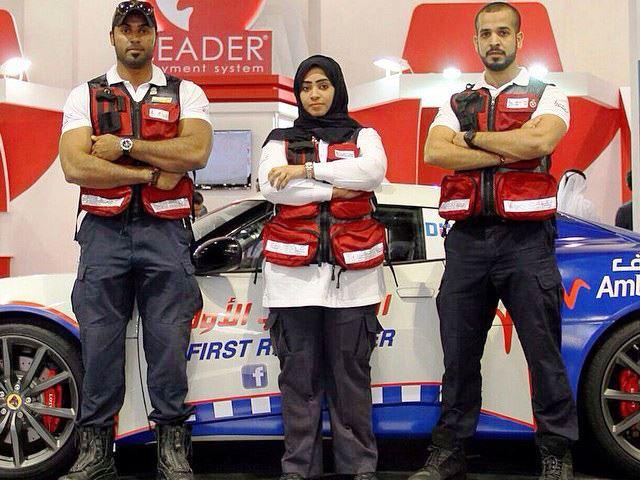 Lotus Evora Ambulance 3
