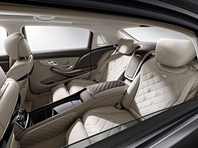 Mercedes-Maybach S600 6