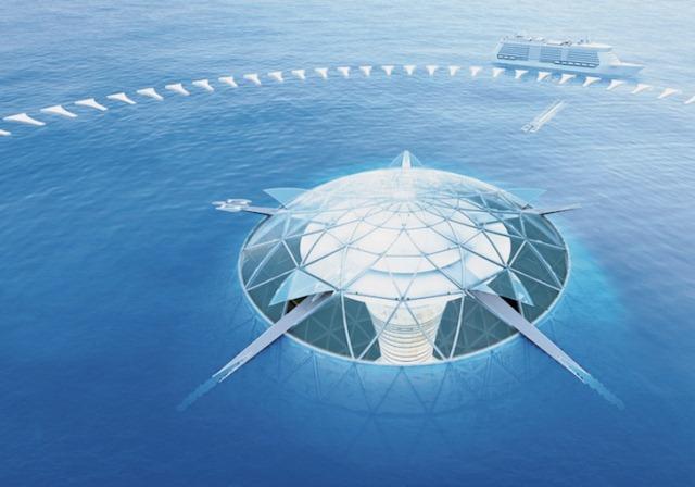 Ocean Spiral 2