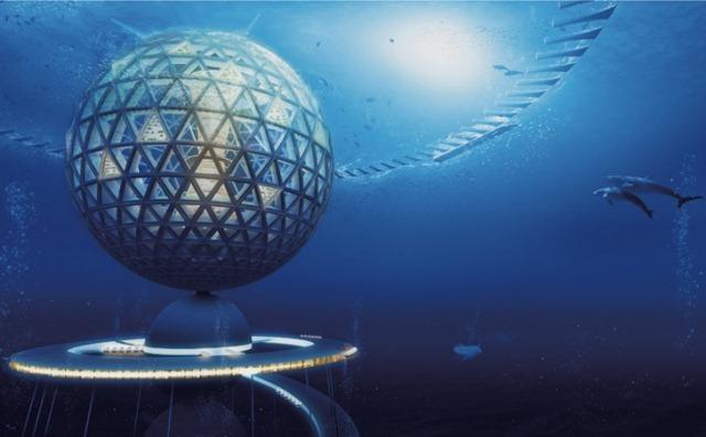Ocean Spiral 3