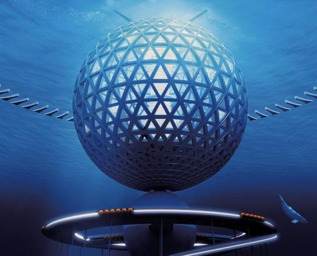 Ocean Spiral 4