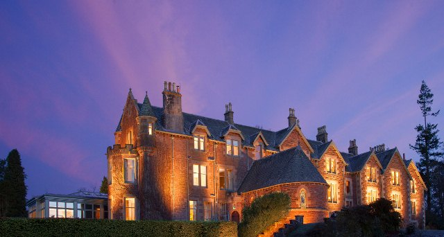 Cromlix House, Scotland