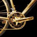 Самый золотой велосипед в мире