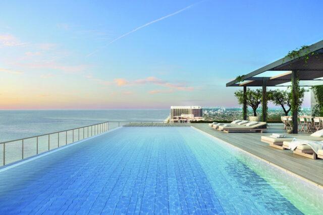 Oceana Bal Harbour Penthouse Pool