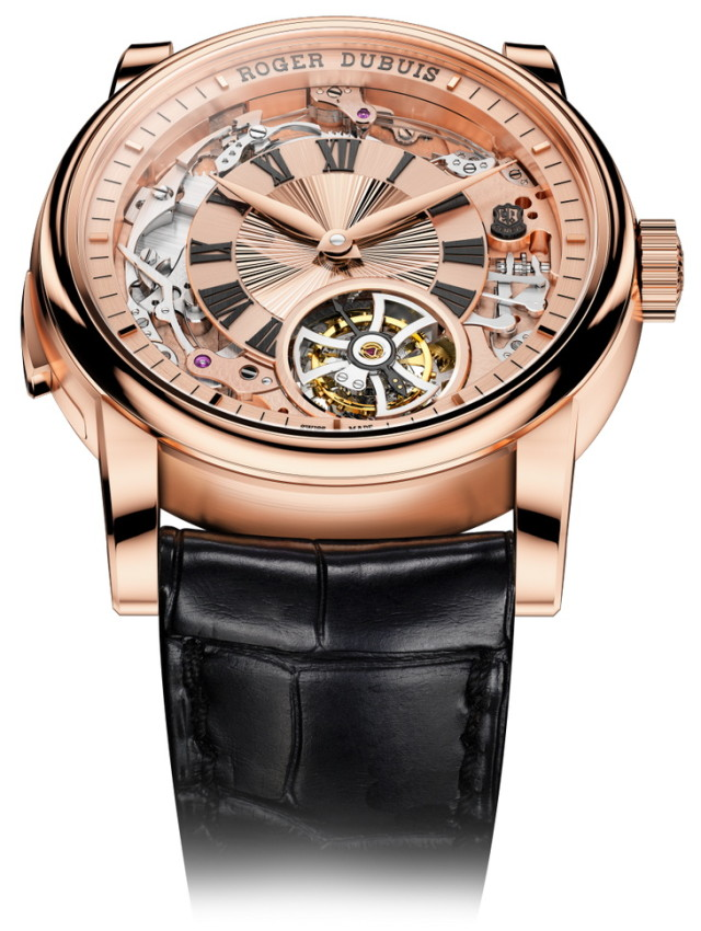 Roger Dubuis Hommage