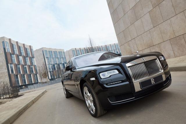 Rolls-Royce Ghost Series 2 2