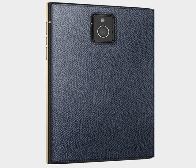 Gold BlackBerry Passport 3