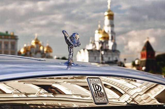 Rolls-Royce Rus 2015