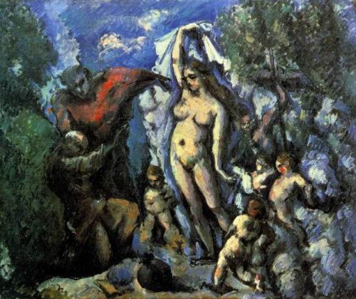 Картина Поля Сезанна ушла с молотка за ,5 млн