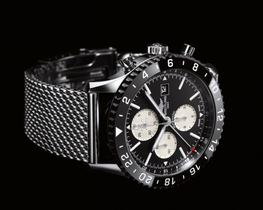 Breitling Chronoliner - истинные часы командира самолета
