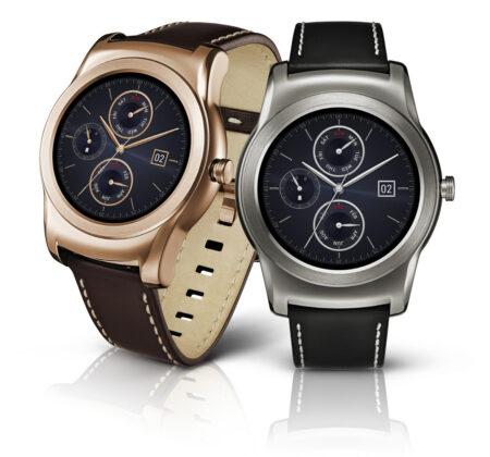 LG Watch Urbane - стальная роскошь