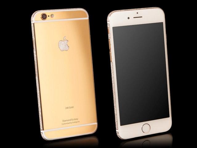 Luxury Gold iPhone 6 Diamond Ecstasy Limited Edition 2