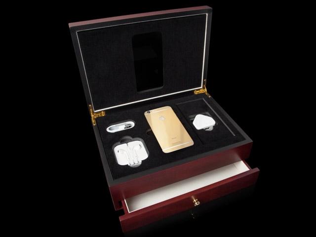 Luxury Gold iPhone 6 Diamond Ecstasy Limited Edition 3