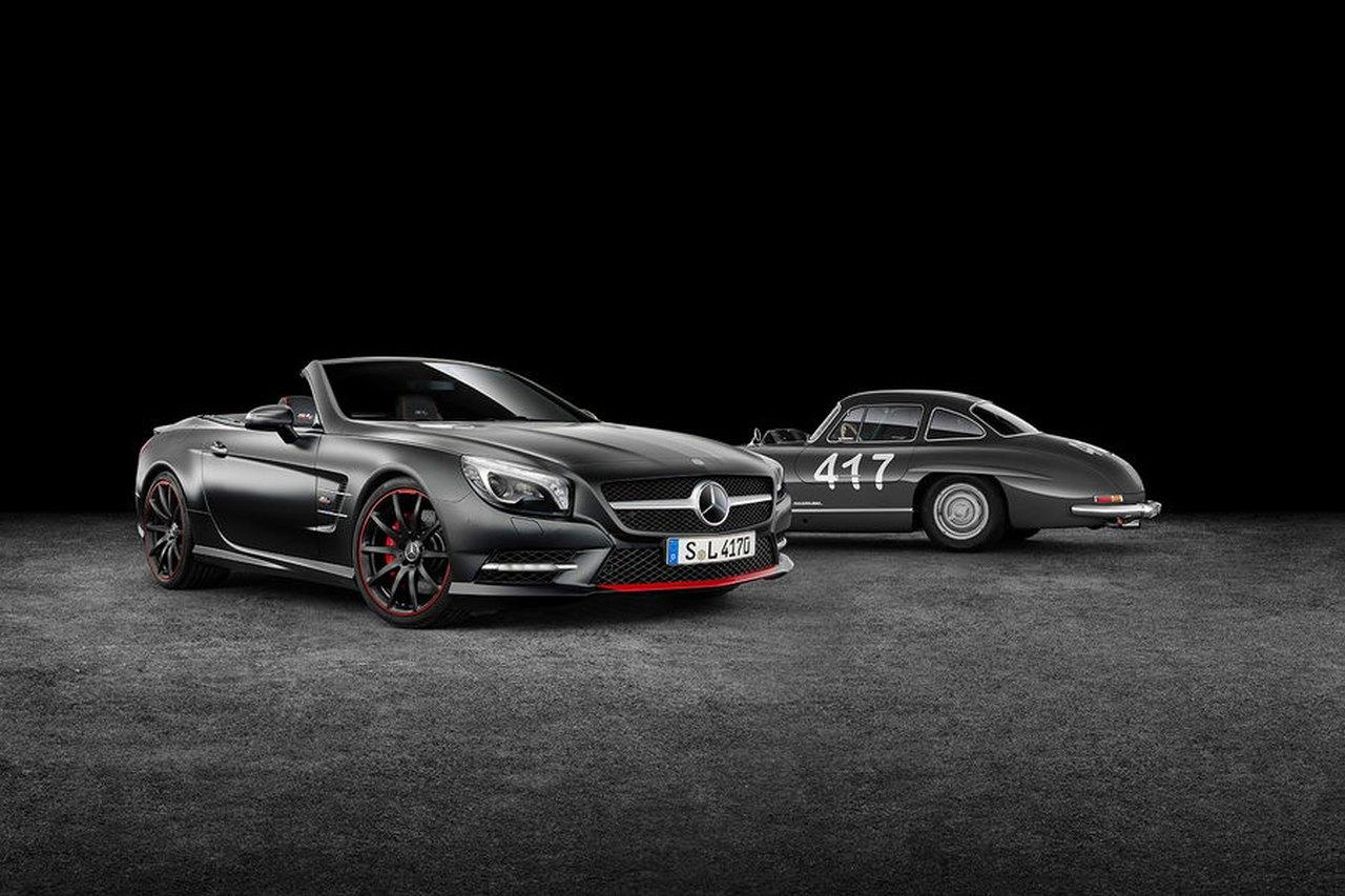 Mercedes-Benz 417 Mille Miglia
