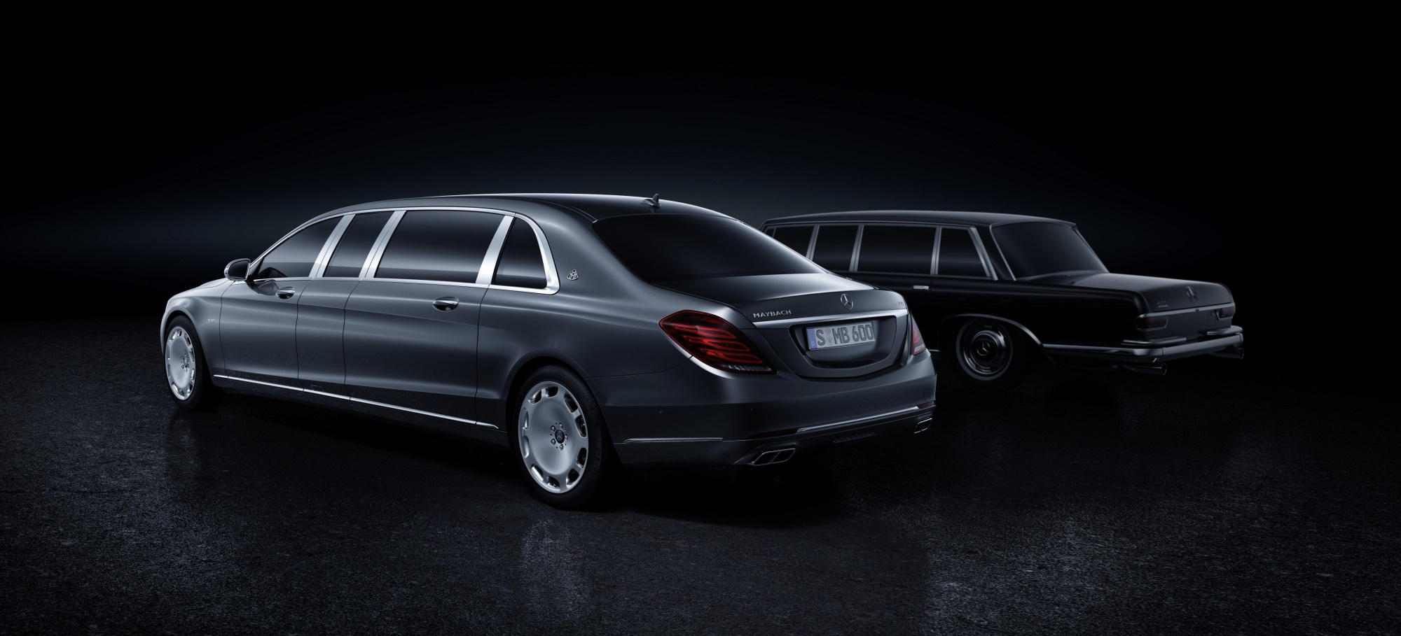 Mercedes-Maybach Pullman S600 2