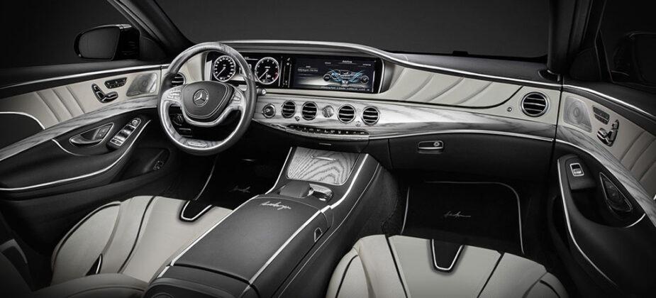 Мегалимузин Mercedes-Benz S-Class XXL