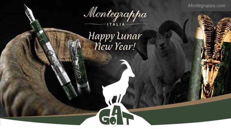 Montegrappa Goat 2015