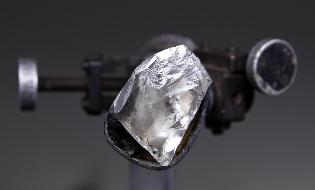 Perfect white diamond 2