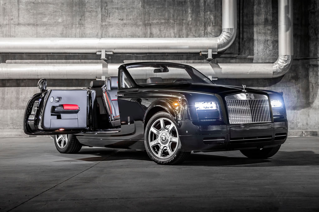 Rolls-Royce Phantom Drophead Coupe Nighthawk 2