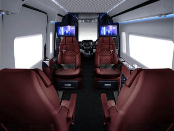 VIP-бус Senzati Jet Sprinter