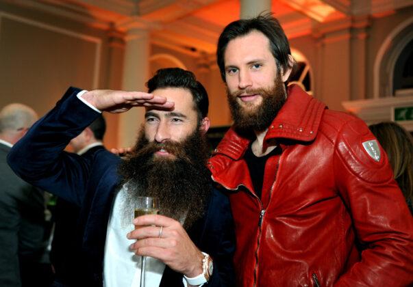 Выставка бороды в Лондоне