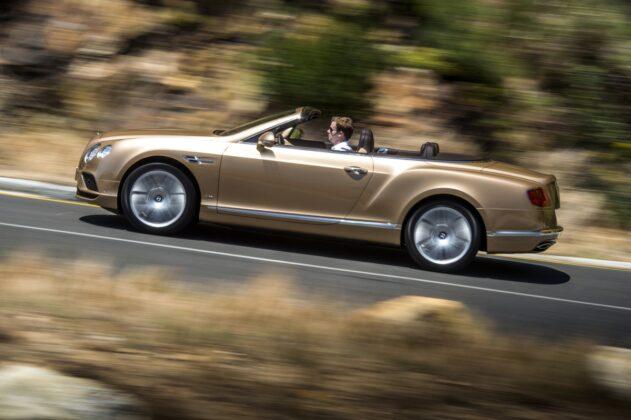 EXP 10 Speed 6 - будущее Bentley