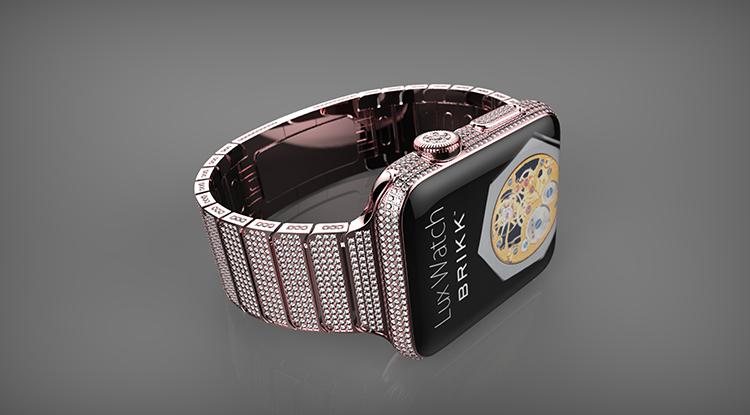Самые дорогие часы Apple Watch
