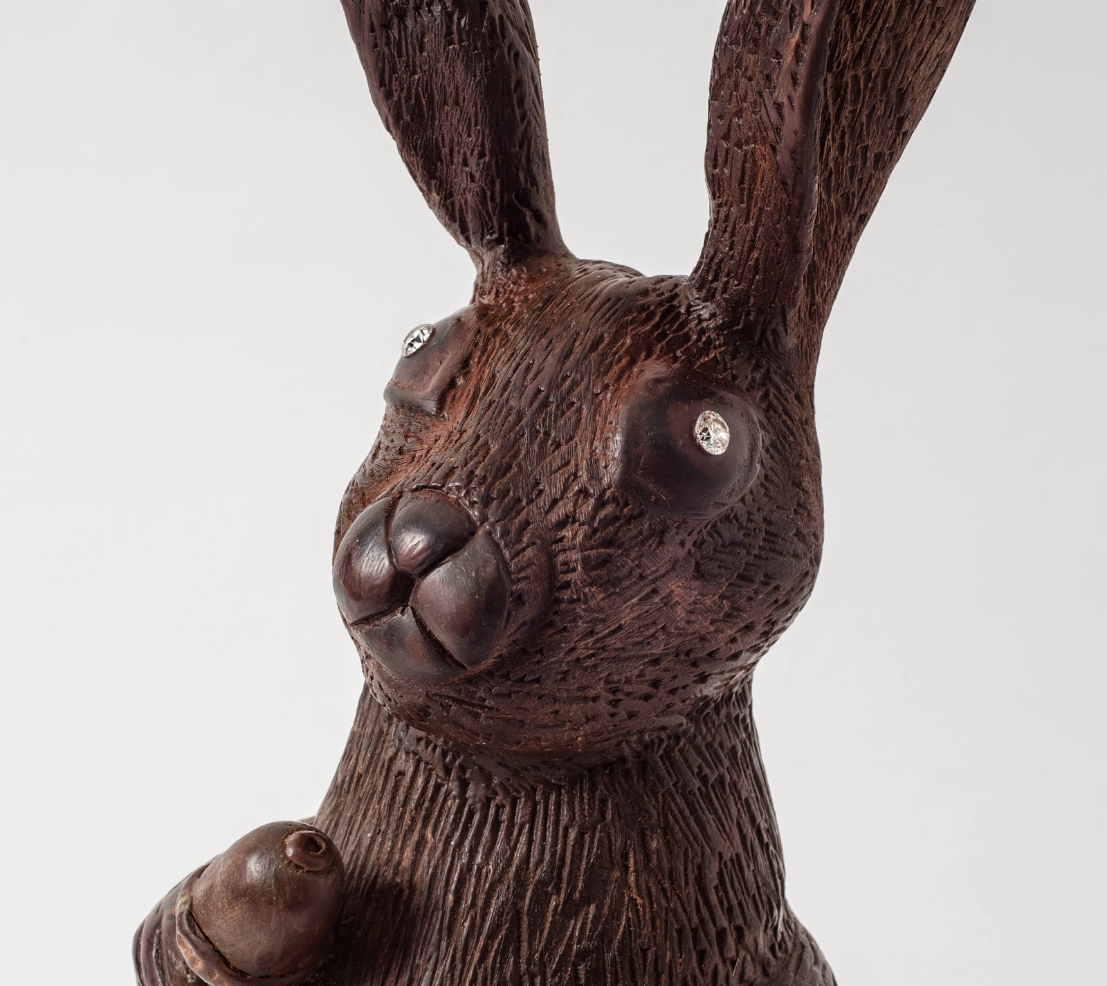 Chocolate Easter Bunny 2