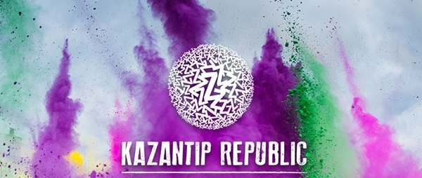 Kazantip 2015
