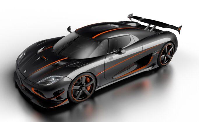 Koenigsegg Agera RS и Regera дебютировали в Женеве