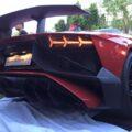 Lamborghini Aventador LP 750-4 SV за полмиллиона