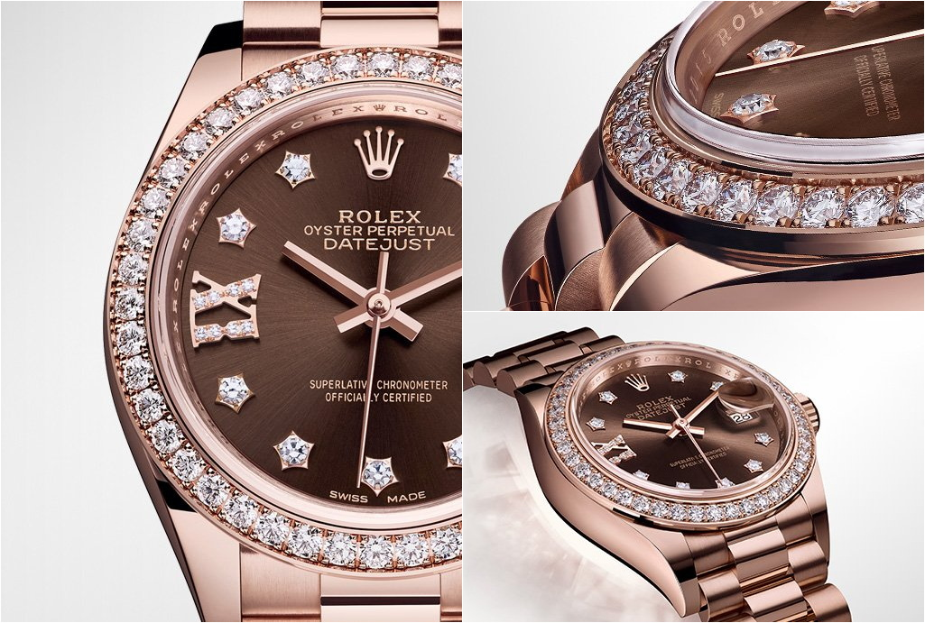 Rolex Lady-Datejust 28 3