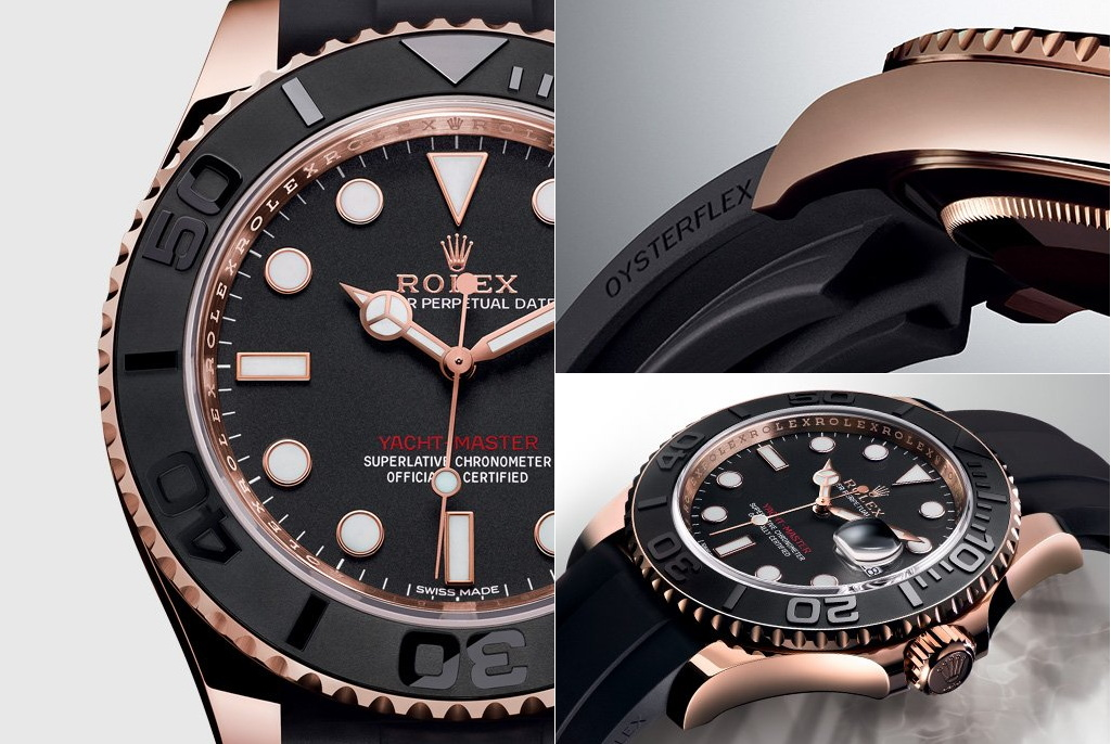 Rolex Yacht-Master Everose 5