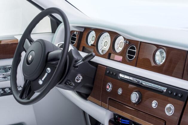 Rolls-Royce Serenity - безмятежная роскошь