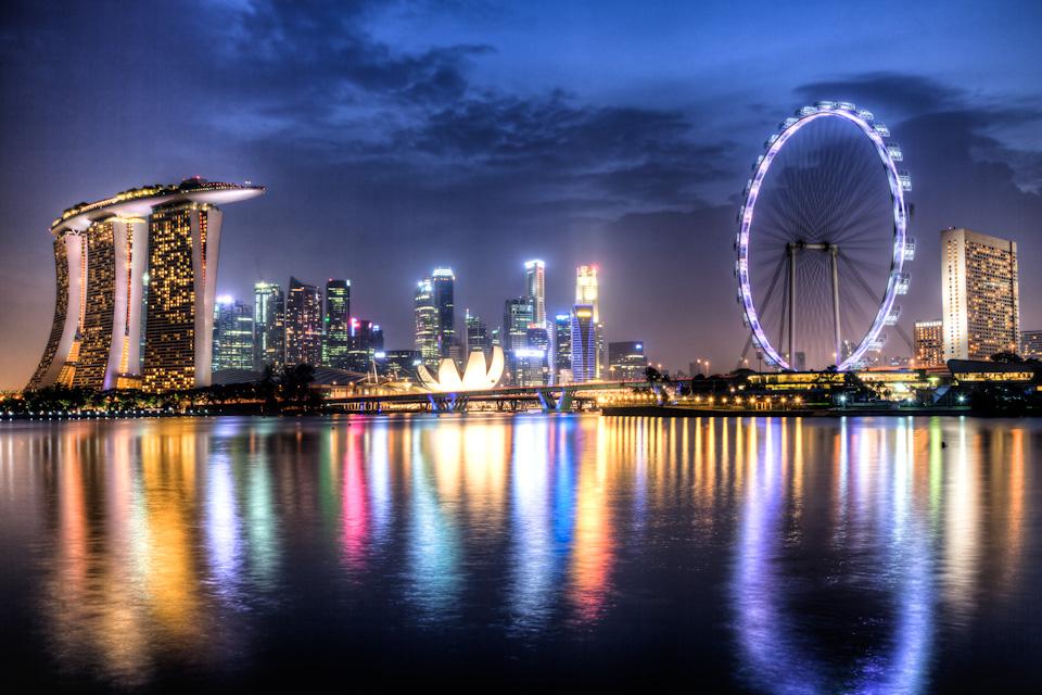 Singapore top city