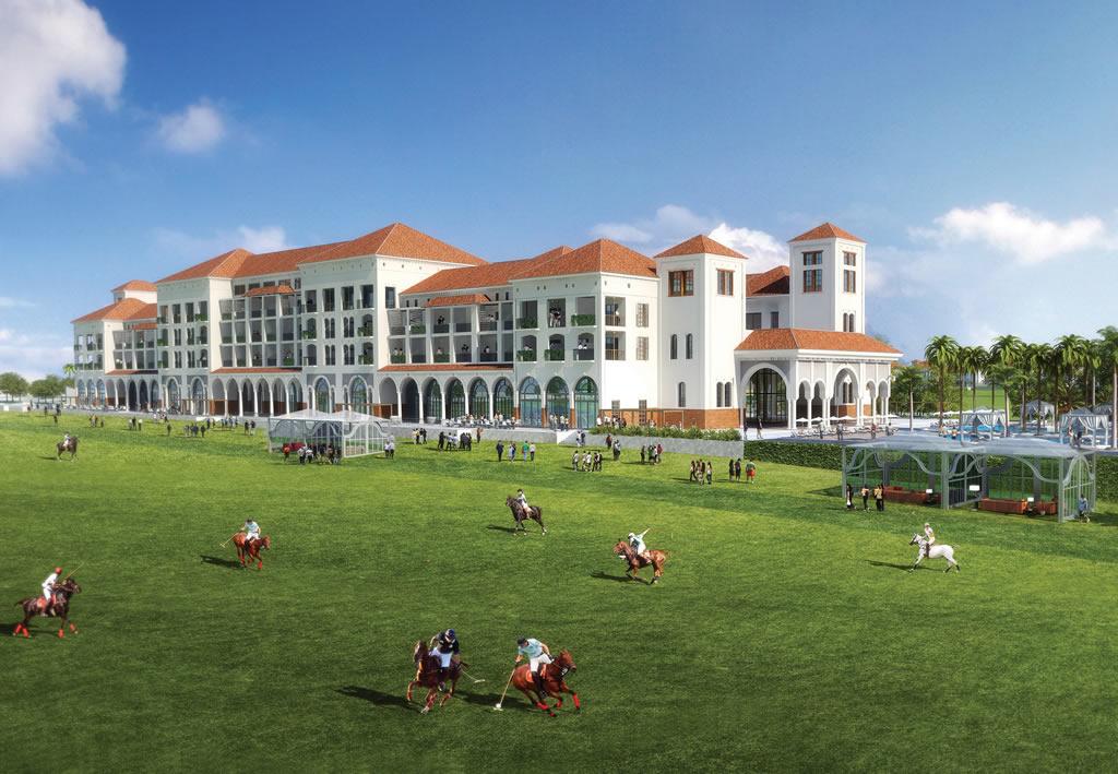 St Regis Polo Resort