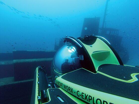 Подводное приключение у Сицилии