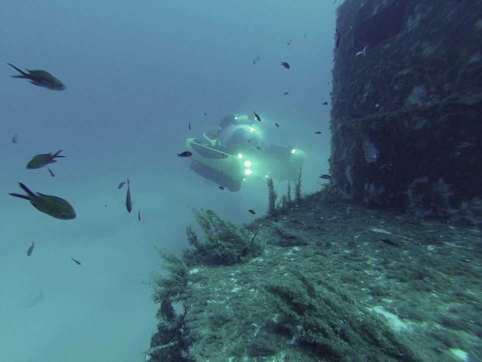 Super adventure sea expedition