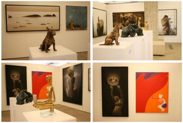 """Выставка """"Идея фикс"""" в Риге"""