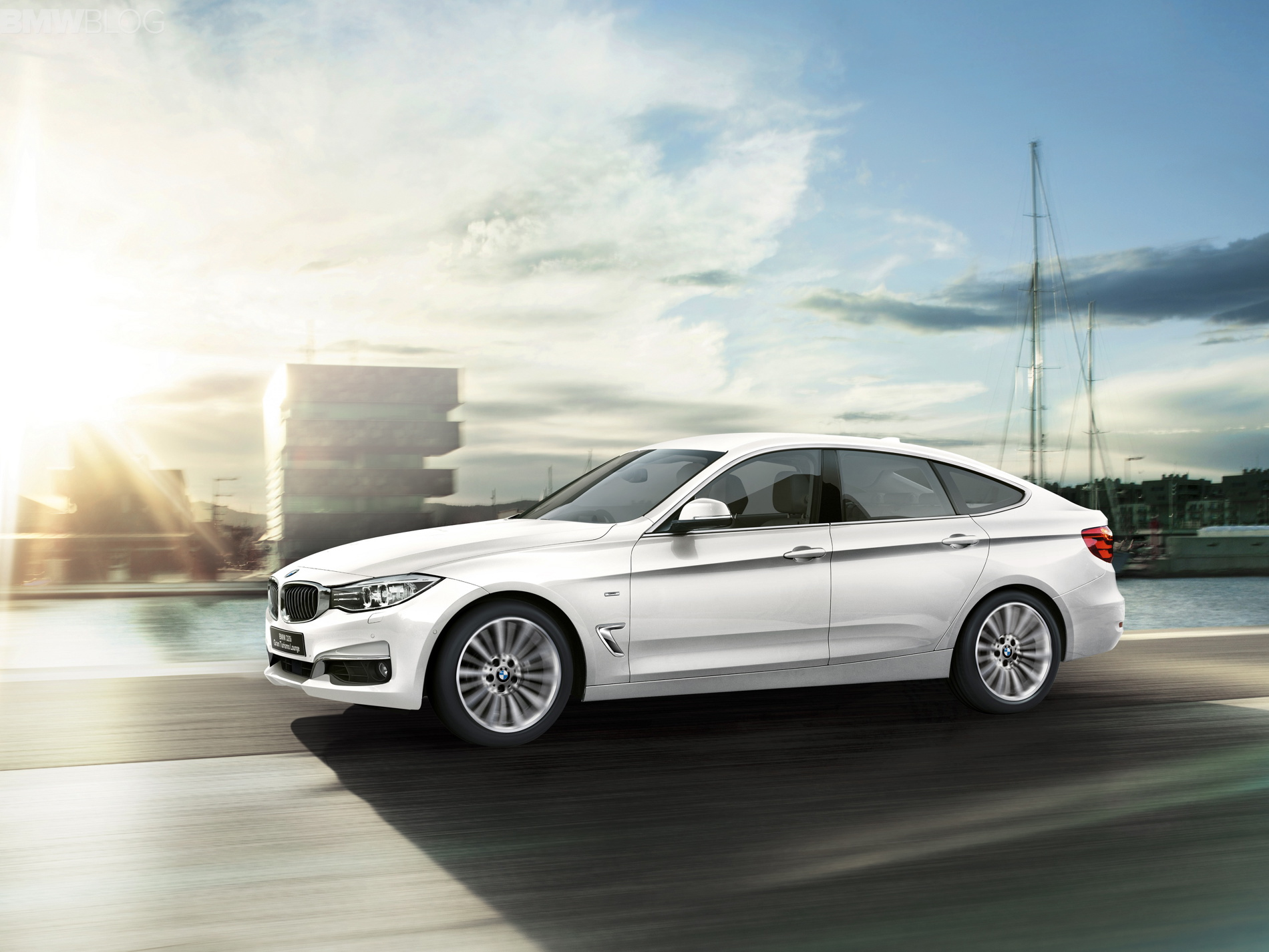 BMW 3 Series GT Luxury Lounge