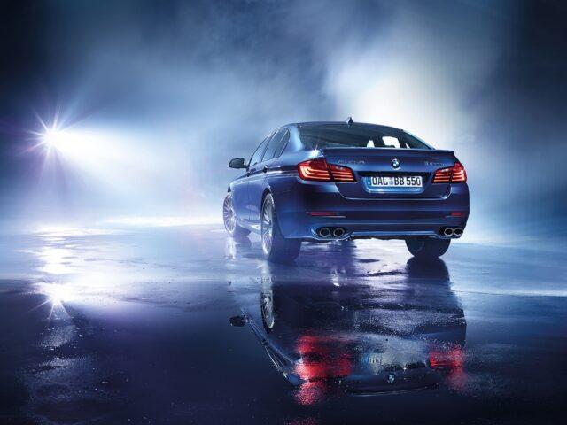 Юбилейная серия BMW Alpina Bi-Turbo Edition 50
