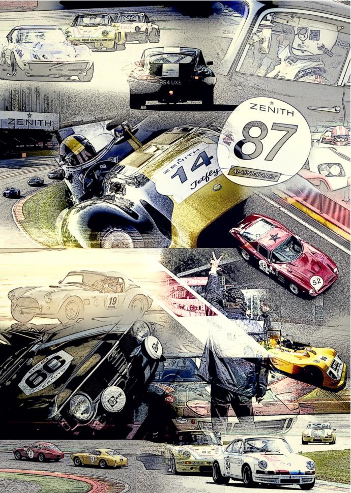 El Primero Chronomaster 1969 Tour Auto Edition 2