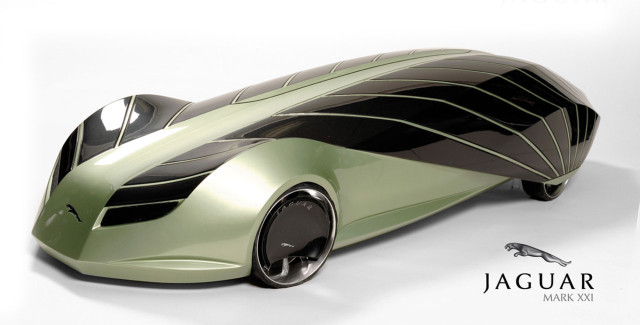 Автомобили будущего - потрясающие концепты