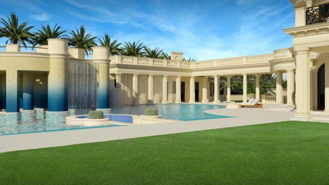 Самый дорогой особняк на берегу Атлантики за $139 млн